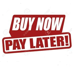 Shop Now Pay Later! Make Easy Monthly Payments!